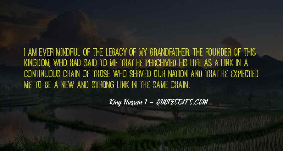 Quotes About Legacy #41166