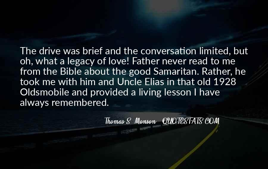 Quotes About Legacy #56183