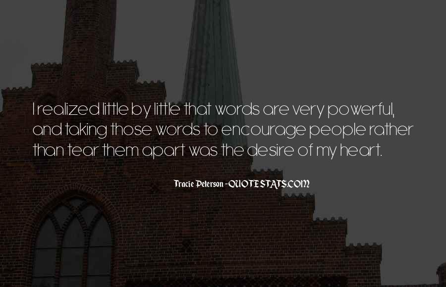 Quotes About Words That Are Powerful #345012