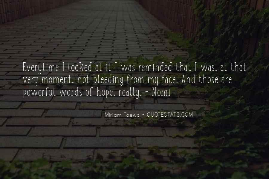 Quotes About Words That Are Powerful #667446