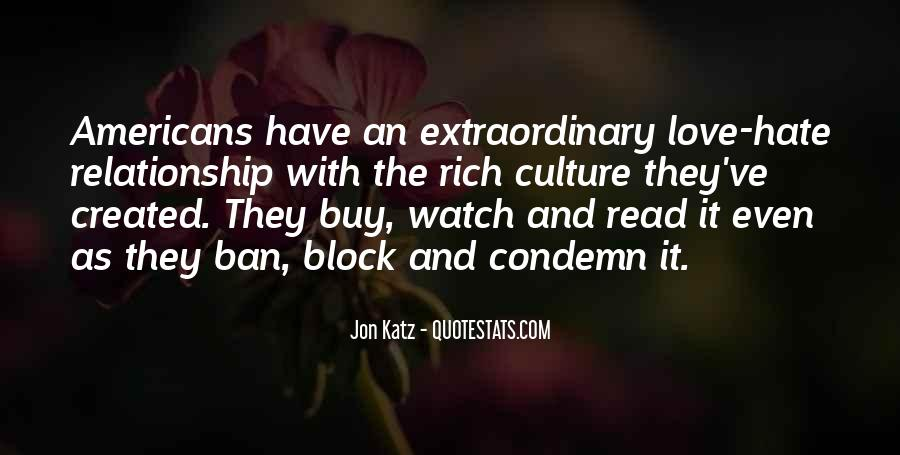 Quotes About Extraordinary Love #1060435