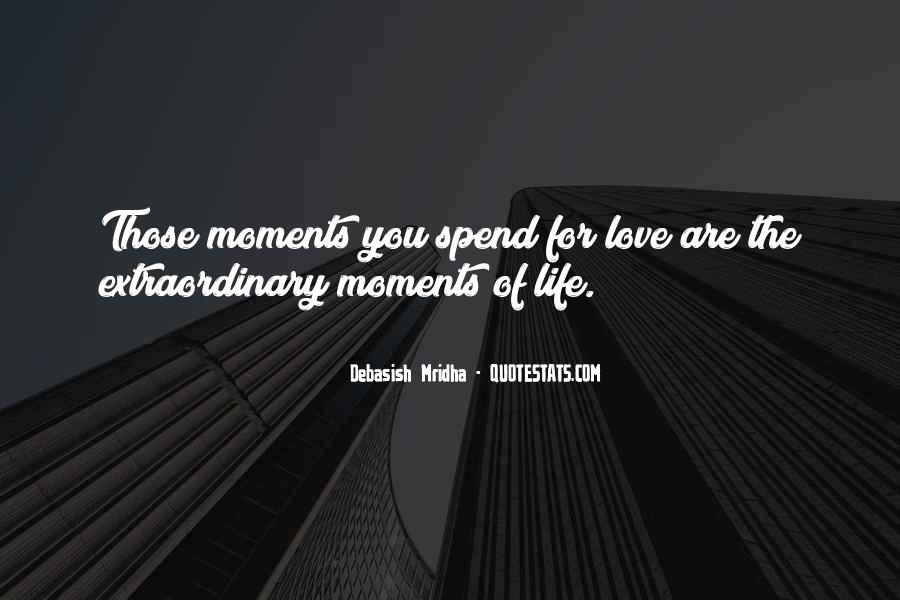 Quotes About Extraordinary Love #1105343