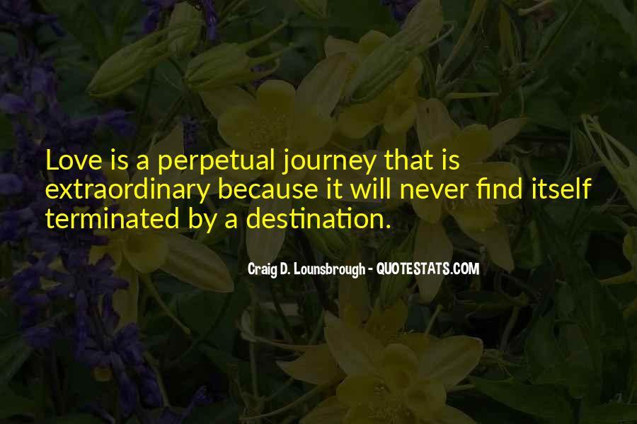Quotes About Extraordinary Love #191470