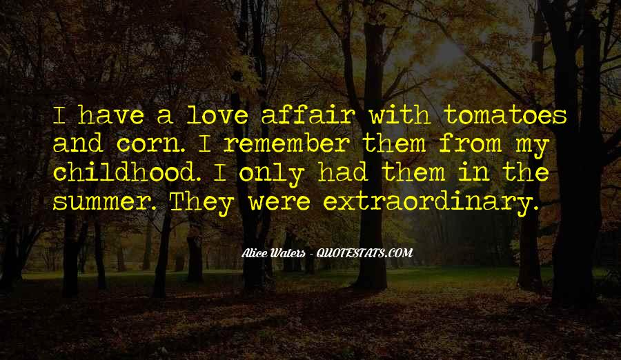 Quotes About Extraordinary Love #319442