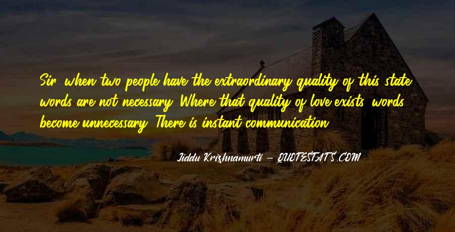 Quotes About Extraordinary Love #365304