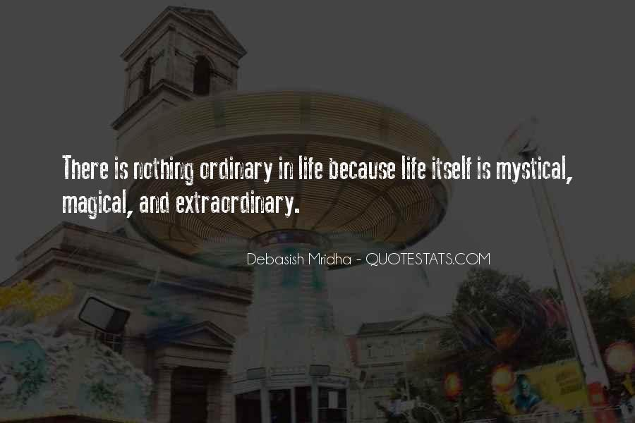 Quotes About Extraordinary Love #813073