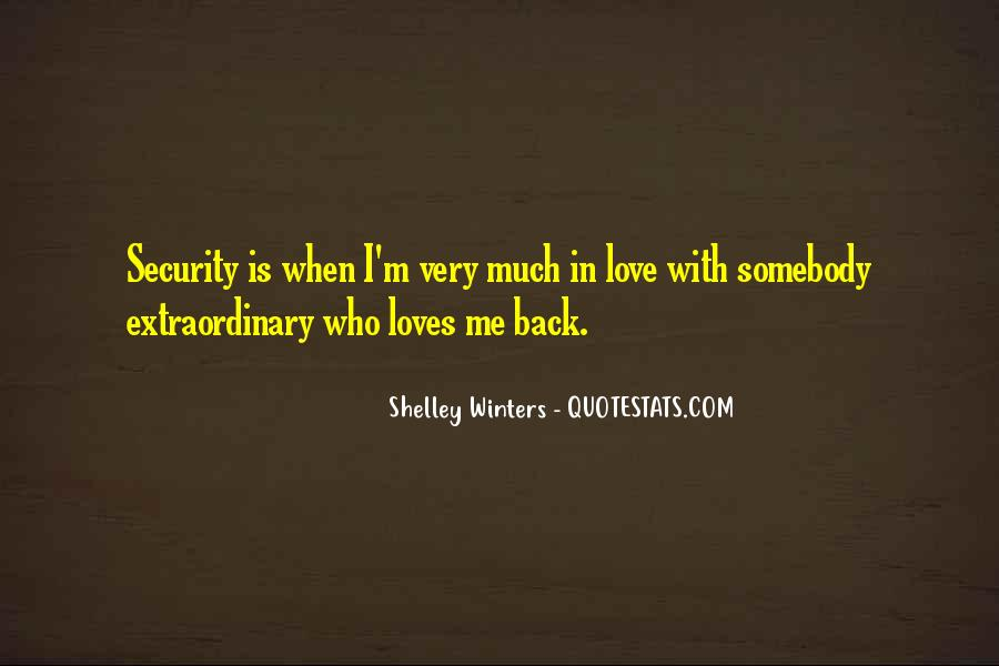 Quotes About Extraordinary Love #963380