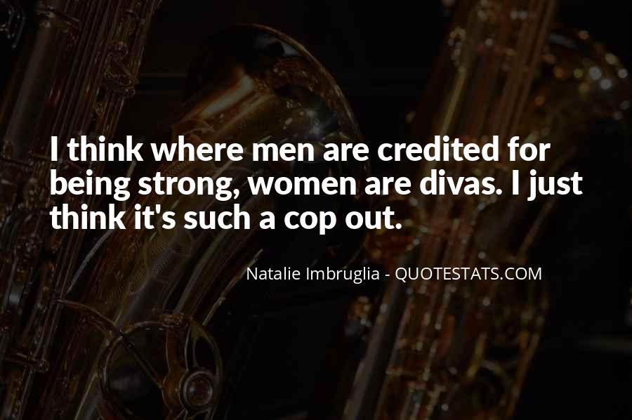 Quotes About Divas #1376651