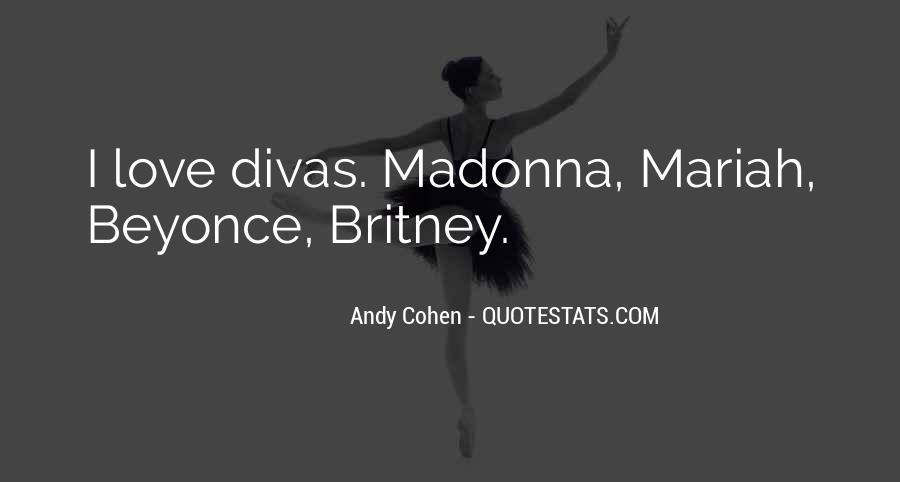 Quotes About Divas #1379969
