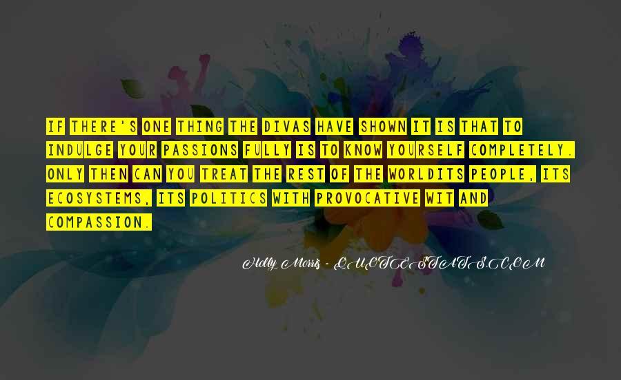 Quotes About Divas #1418034