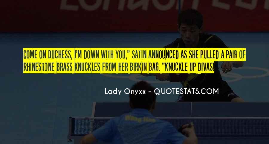 Quotes About Divas #1574782