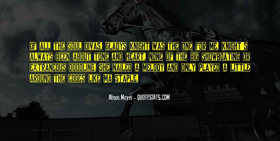 Quotes About Divas #565528