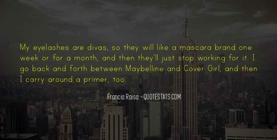 Quotes About Divas #999118