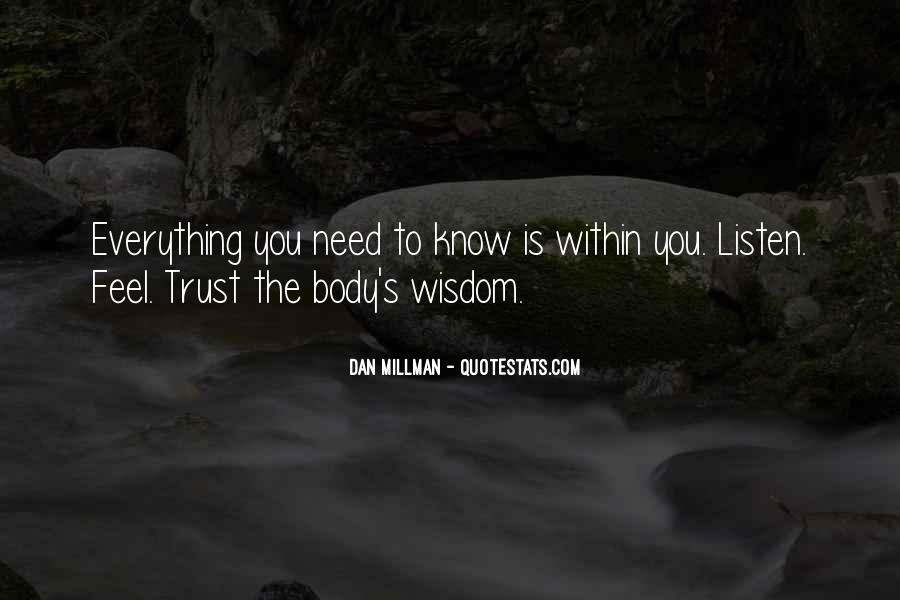 Quotes About Listen #15202