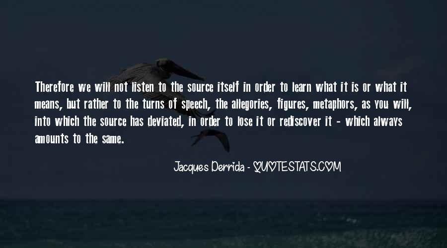 Quotes About Listen #19278