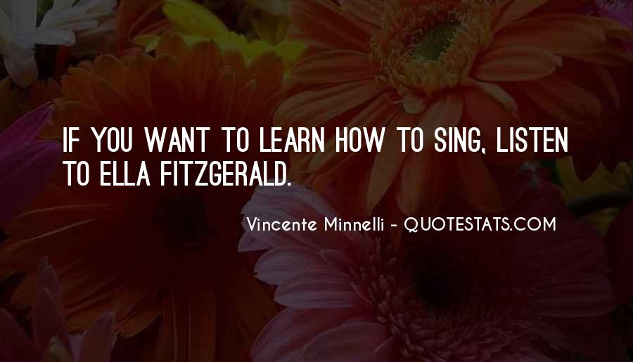 Quotes About Listen #9694