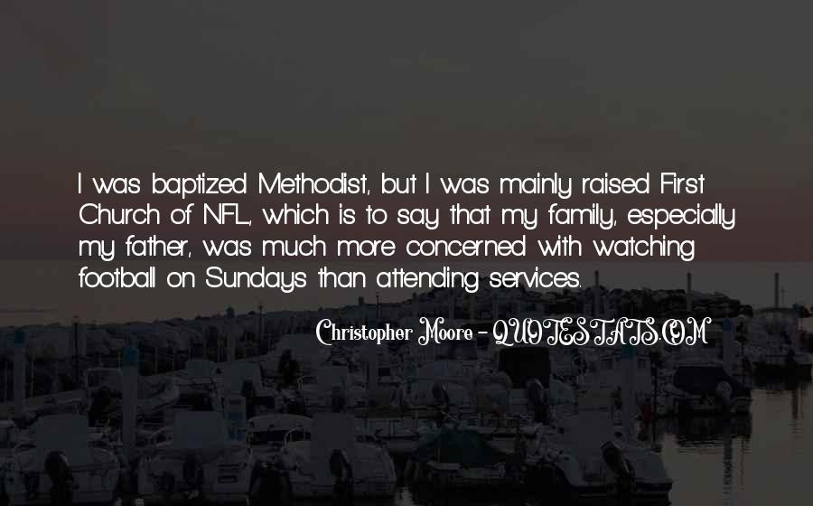 Quotes About Church Services #1119522