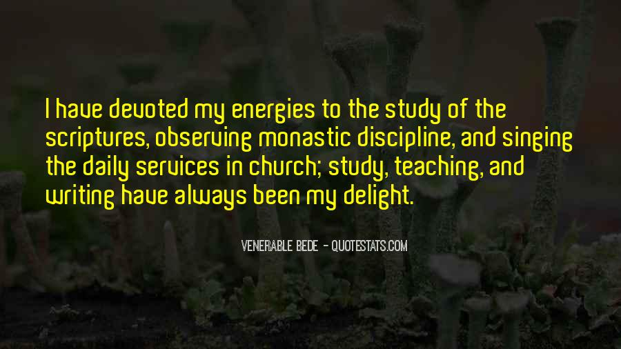Quotes About Church Services #1368889
