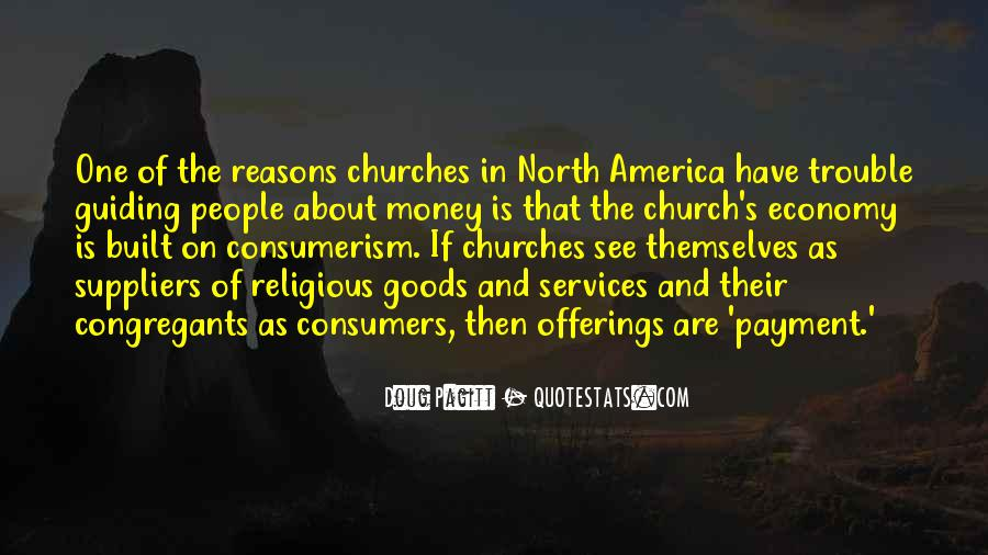Quotes About Church Services #24253