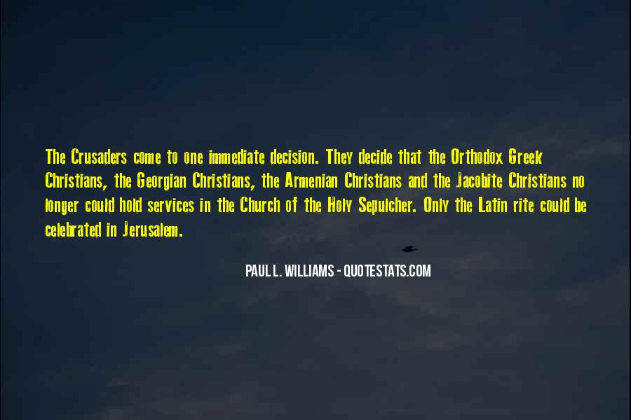 Quotes About Church Services #940263