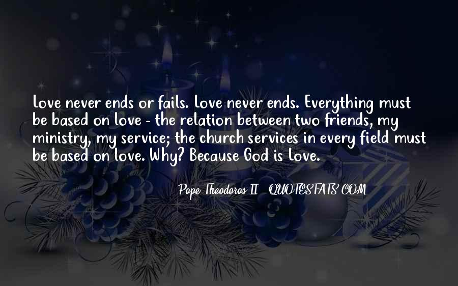 Quotes About Church Services #984418