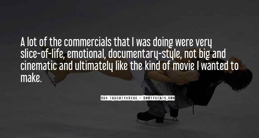 Quotes About Slice Of Life #1188212