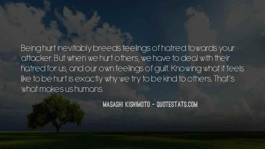 Quotes About Knowing How Someone Feels #862407