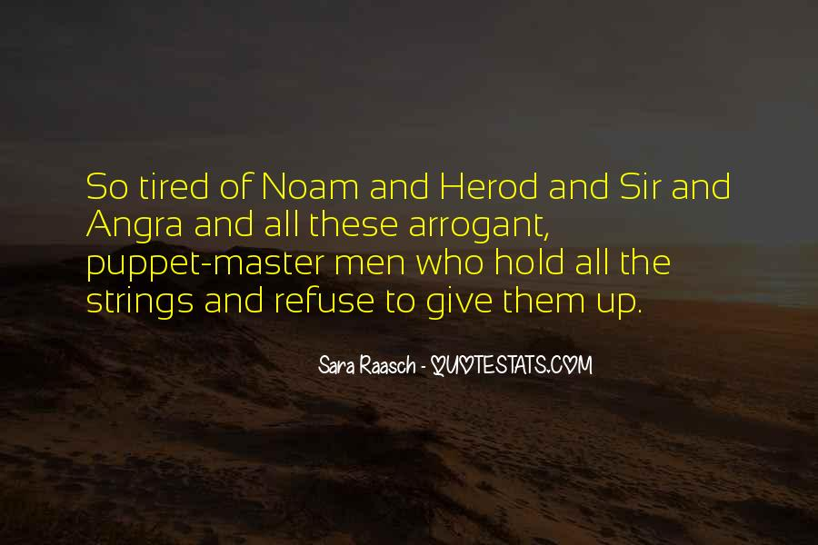 Quotes About Herod #288683