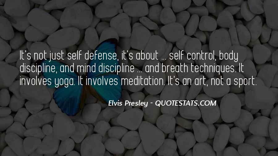 Quotes About Discipline And Self Control #1282011