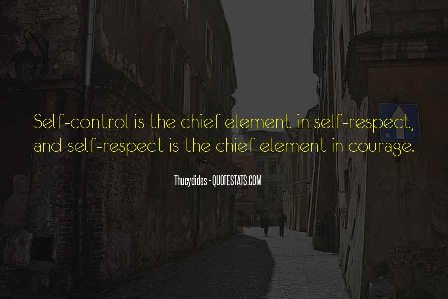 Quotes About Discipline And Self Control #800134