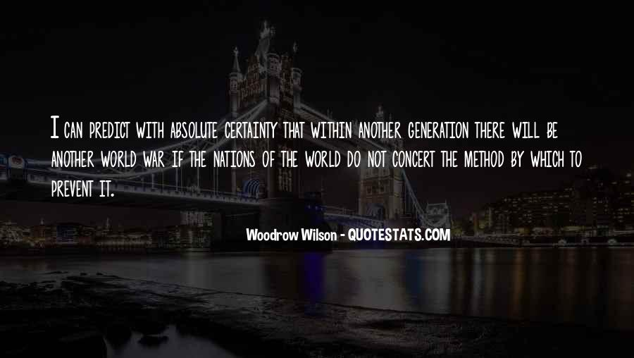 Quotes About Absolute Certainty #1160817