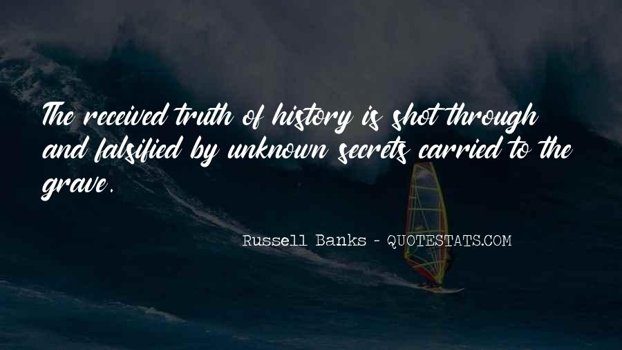 Quotes About Truth In The Things They Carried #576490