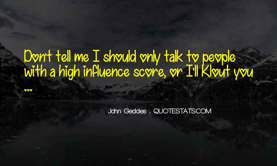 Quotes About People Who Talk Too Much #13300