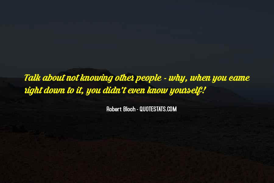Quotes About People Who Talk Too Much #18754
