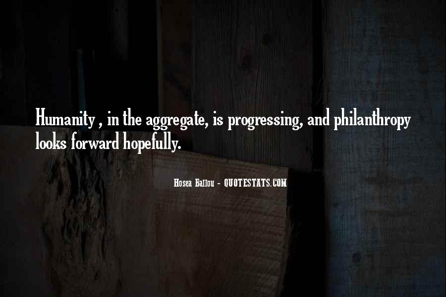 Quotes About Progressing Forward #1747944