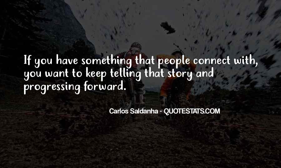 Quotes About Progressing Forward #903760
