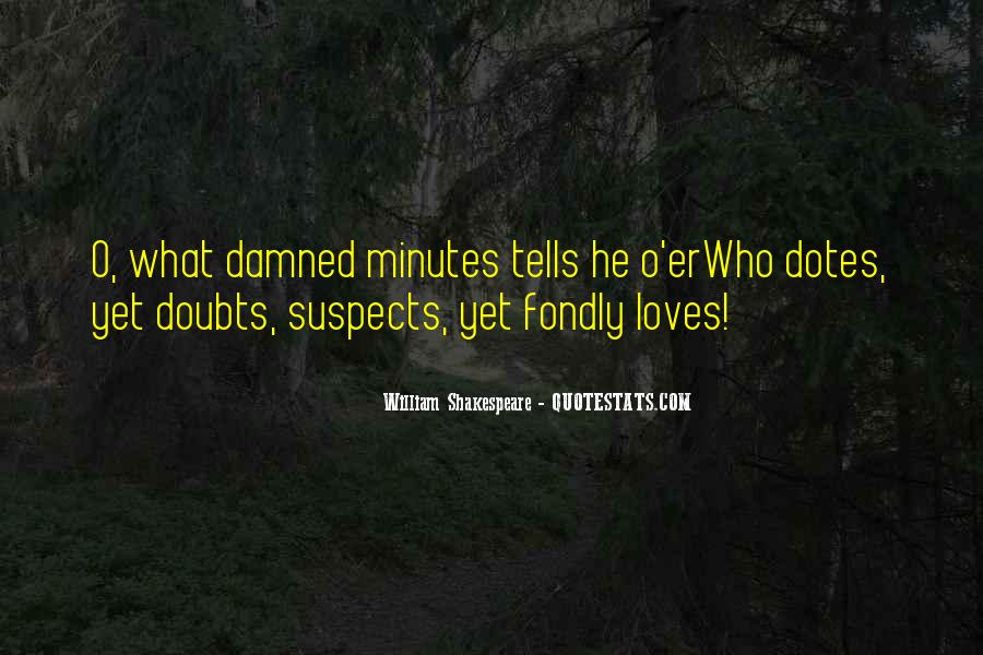 Quotes About Doubts In A Relationship #1475853