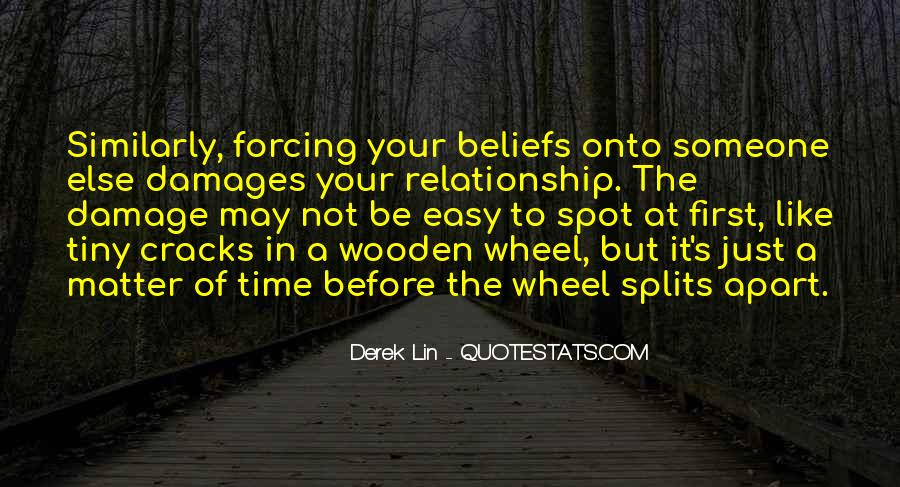 Quotes About Splits #226151
