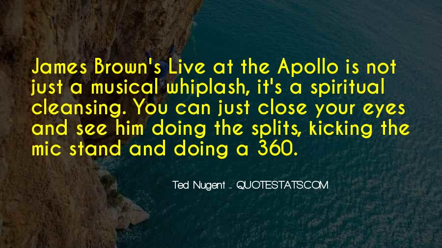 Quotes About Splits #243937