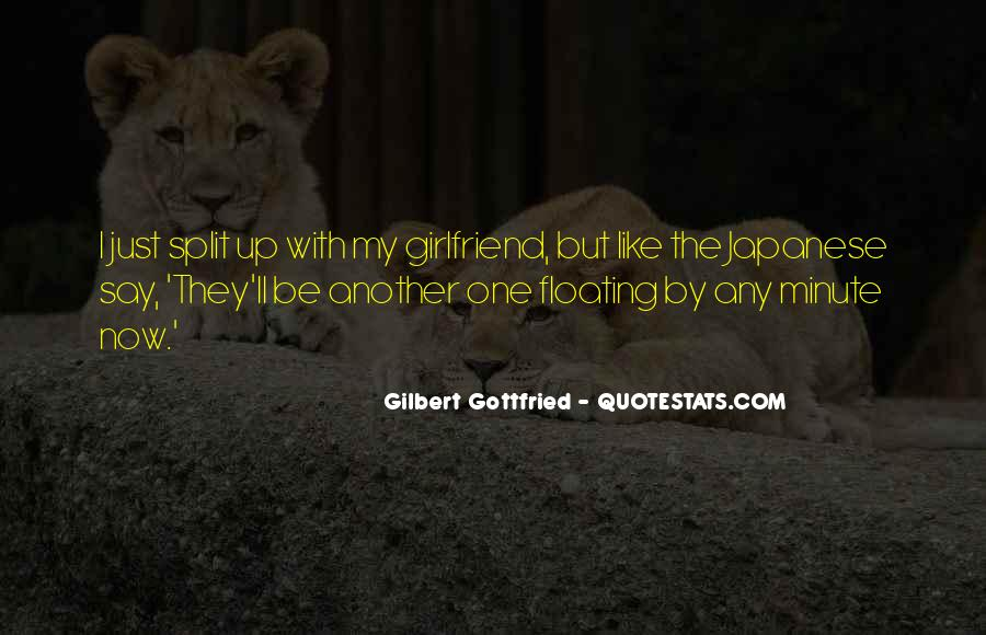 Quotes About Splits #450511