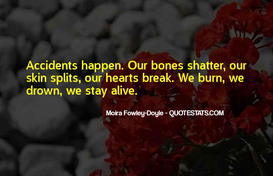 Quotes About Splits #611297