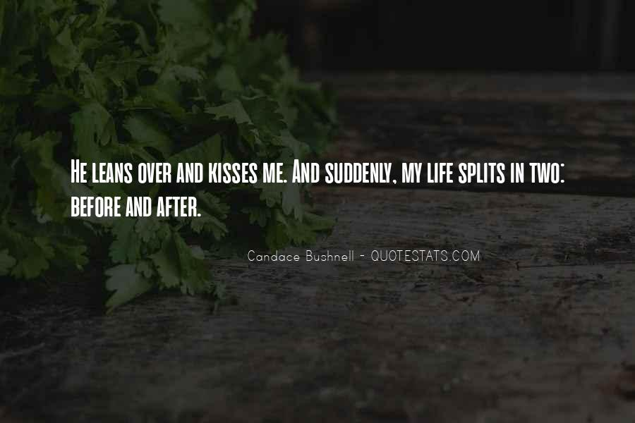 Quotes About Splits #888872