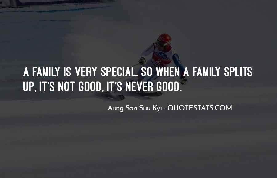 Quotes About Splits #899858