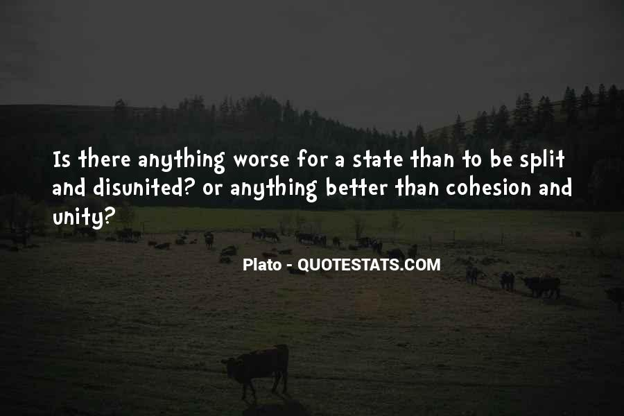Quotes About Splits #991608