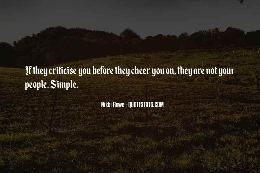 Quotes About People Who Inspire Your Life #733760