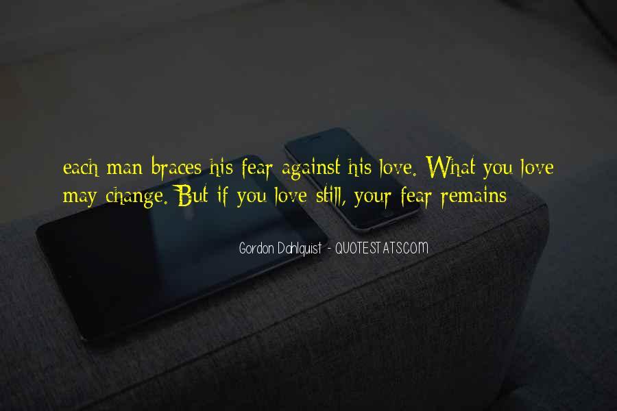 Quotes About Braces #394663