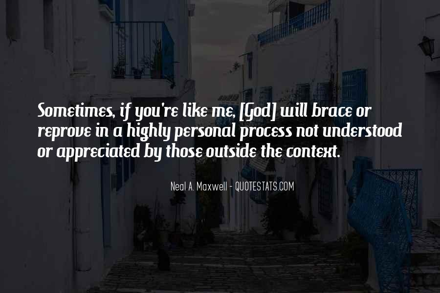 Quotes About Braces #399366