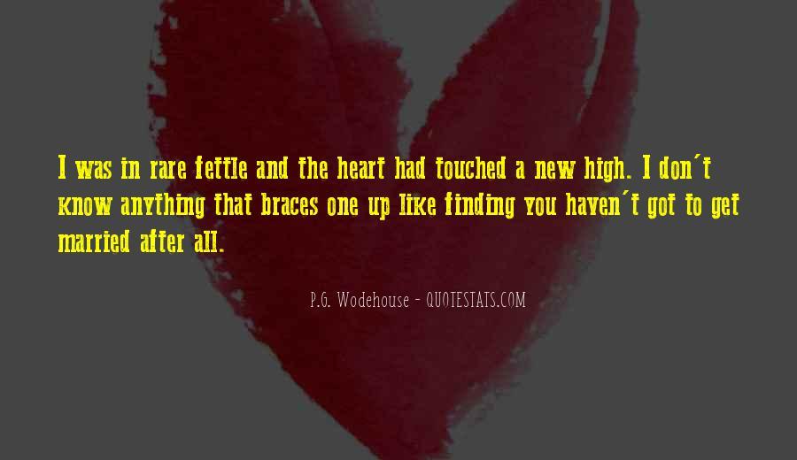 Quotes About Braces #422207