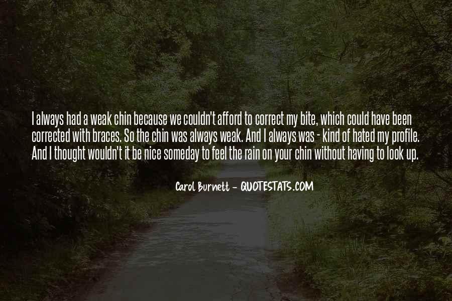 Quotes About Braces #781406