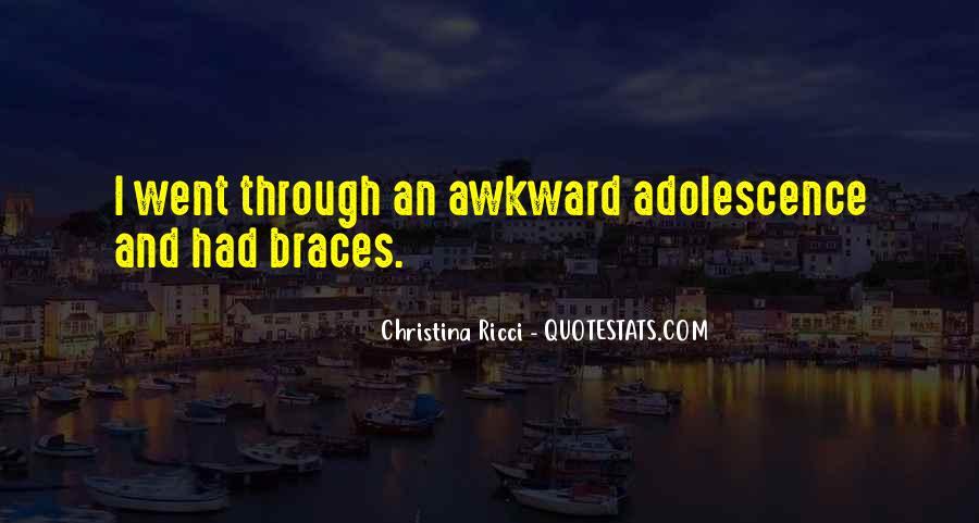 Quotes About Braces #793405